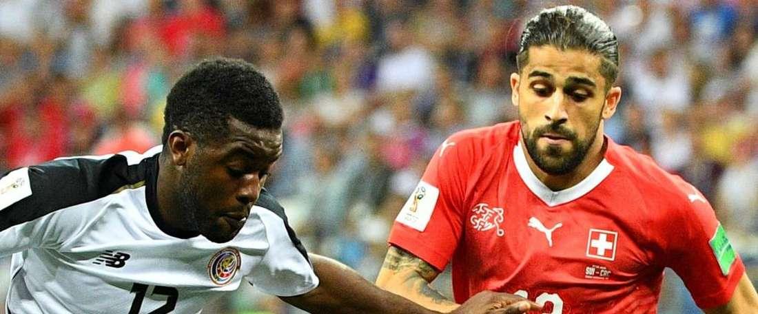 SUíça empatou com a Costa Rica. Goal