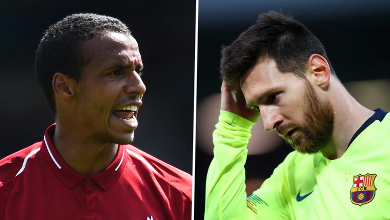 Matip ricorda Liverpool-Barcellona: 'Messi era depresso nella sala antidoping'. Goal