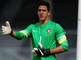 Joel Pereira will return to Manchester United. Goal