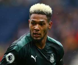Joelinton had a lively debut for Newcastle at Preston. GOAL