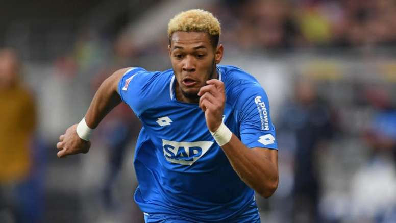 Joelinton has become Newcastle's record signing. GOAL
