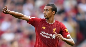 Joel Matip has agreed to a new contract with Liverpool. GOAL