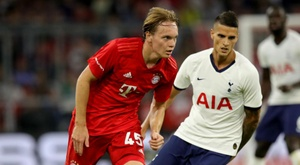 Johansson will link up with Sevilla Atletico, Sevilla's B team. GOAL