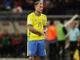 Estrela da Suécia vira dúvida para a Copa! Goal