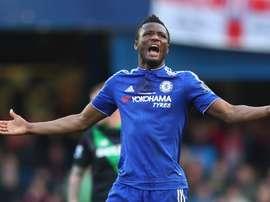 John Obi Mikel Chelsea Premier League