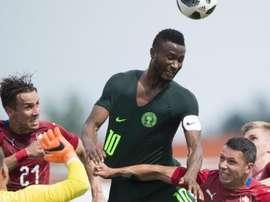 Le Nigéria inquiète. Goal