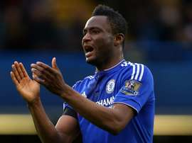 John Obi Mikels has been playing since 10 years for Chelsea. Goal