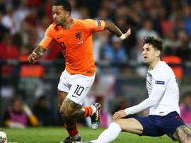 John Stones has been backed by manager Gareth Southgate despite his error versus Holland. GOAL