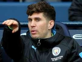 Guardiola met le doute sur l'avenir de Stones à Man City. GOAL