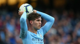 Stones has developed well under Guardiola. GOAL