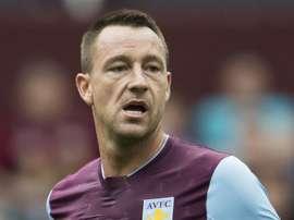 Terry sur le retour. Goal