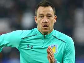 Terry passe de joueur à adjoint. Goal