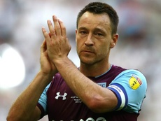 Terry is currently without a club. GOAL