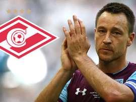 O destino de Terry deve ser o Spartak Moscow. Goal