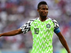 John Obi Mikel is retiring from international football after AFCON  appearance. GOAL