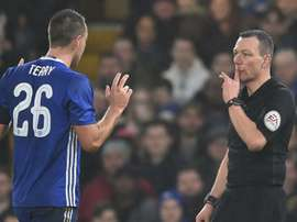 Terry did not deserve red card, says Antonio Conte. Goal
