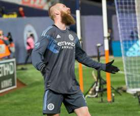 New York City 4 Real Salt Lake 0: Hosts stay unbeaten with rout