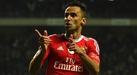Jonas está próximo de trocar o Benfica pelo futebol da Arábia Saudita. Goal