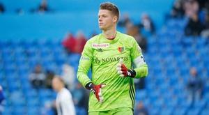 OFFICIEL : Jonas Omlin signe à Montpellier. goal