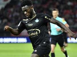 L'AS Saint-Étienne serait disposée à laisser partir Jonathan Bamba. Goal