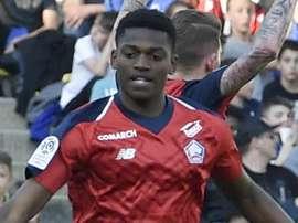 Bamba met la pression à Lyon. Goal