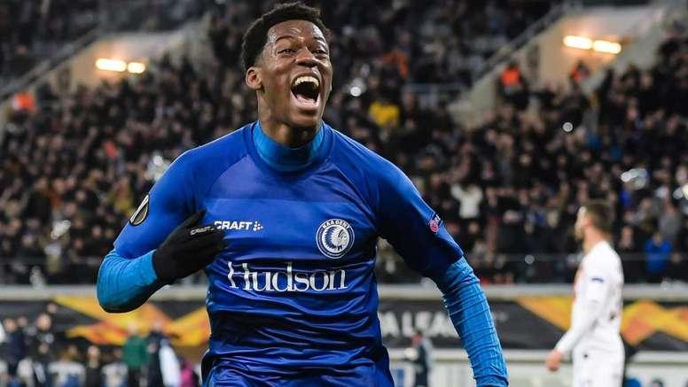 Lille fait une offre de 25 millions d'euros pour Jonathan David. GOAL