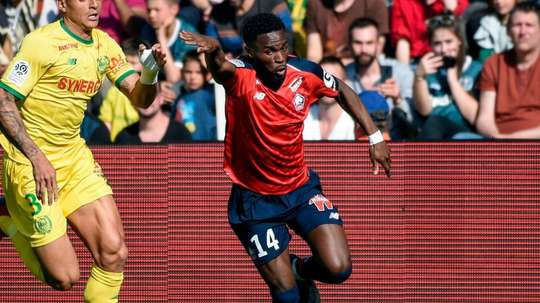 Bamba will play no further part in the U21 Euros due to an ankle injury. GOAL