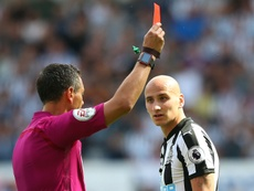 Jonjo Shelvey veut regagner la confiance de Rafa Benitez. GOAL