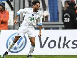 Amavi, un joueur qui en veut. Goal