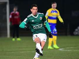 Jordan Faucher Red Star Ligue 2. Goal