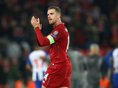 Liverpool want to emulate Man City dominance – Henderson.