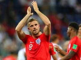 Henderson, o amuleto da Inglaterra.Goal