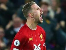 Liverpool, Jordan Henderson a 'failli tuer' Luis Suarez. AFP