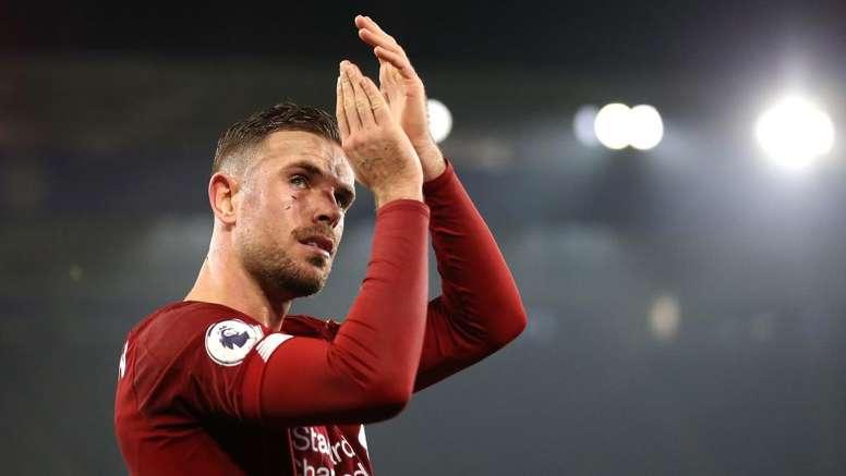 Henderson est content du retour de la PL. goal