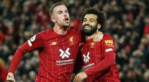 Liverpool-Tottenham (2-1), les Reds renversent les Spurs. AFP