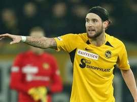 Jordan Lefort revient sur la suspension du championnat suisse. Goal