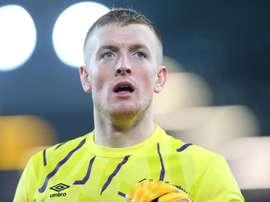 Everton, Jordan Pickford menacé de mort après avoir blessé Virgil van Dijk. Goal
