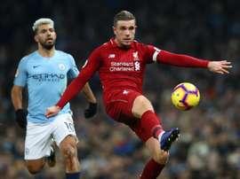 Liverpool not just battling City