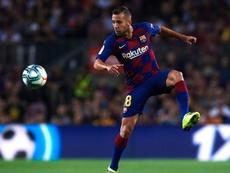 Coup dur pour le Barça avec la blessure de Jordi Alba. Goal
