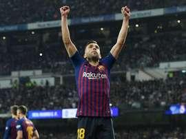 Jordi Alba's Barcelona ran riot in a 3-0 win at the Bernabeu. GOAL