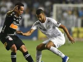 Prováveis escalações de Botafogo e Santos. Goal