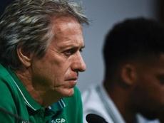 Jorge Jesus recusará o Vasco por querer regressar à Europa. Goal