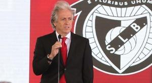 Jorge Jesus queria ter sido 'mais Flamengo' em apresentação no Benfica