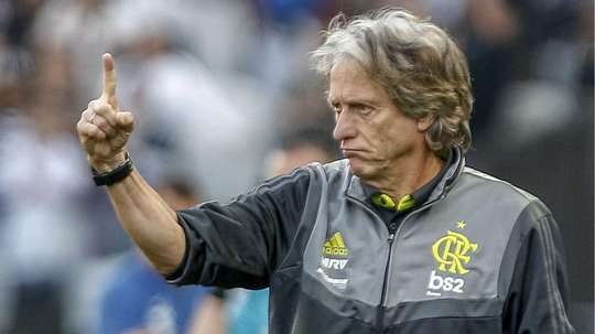 Jesus enaltece estreia na Libertadores pelo Fla