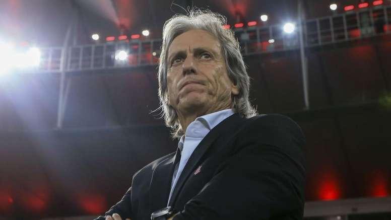 Se Jorge Jesus fosse um clube do Brasileirão, brigaria por Libertadores. GOAL