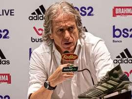 Jorge Jesus compara o Flamengo com o Real Madrid. Goal