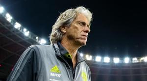 Jorge Jesus exalta torcida do Flamengo e destaca