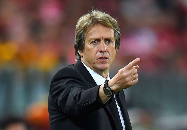 Quando é a estreia de Jorge Jesus no Benfica?