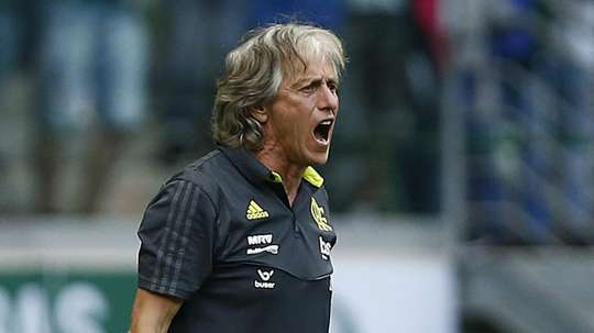 Flamengo coach Jorge Jesus says his side and Liverpool are similar. GOAL