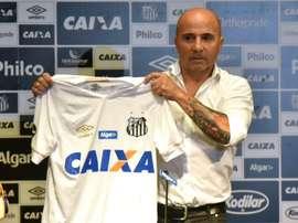 Jorge Sampaoli. Goal
